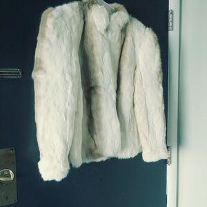 Jackets & Coats - Authentic fur coat